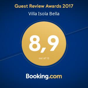 Award punteggio booking